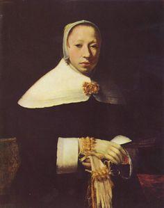Johannes Vermeer | Restr:Jan Vermeer van Delft 017.jpg