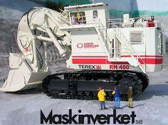 Terex Construction Machinery - http://MaskinVerket.se #Terex