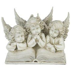 Anges Eden avec livre