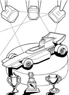 winner track race car coloring page race car car coloring pages