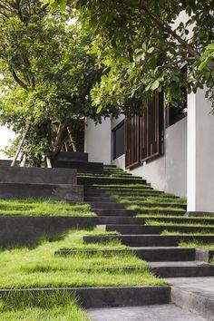 Onyx | Bangkok Thailand | Zen #GreenLandscape