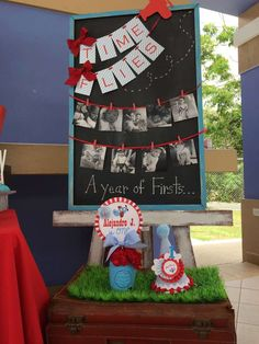Airplanes Birthday Party Ideas | Photo 2 of 28 | Catch My Party