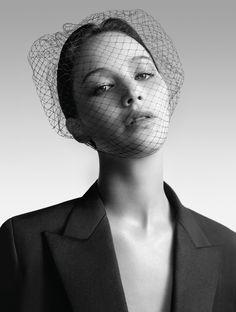 Miss Dior Spring-Summer 2013 campaign starring Jennifer Lawrence