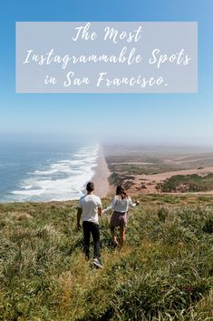 The Most Instagrammable Spots in San Francisco. What to do in San Francisco. San Francisco, California. What to do in California. Best Places to Visit in California. Best Places to Take Pictures in San Francisco. Best Things to do in San Francisco. Cool Places To Visit, Places To Go, San Francisco Travel Guide, California Travel Guide, Place To Shoot, Best Cities, How To Take Photos, Weekend Getaways, Beautiful Beaches