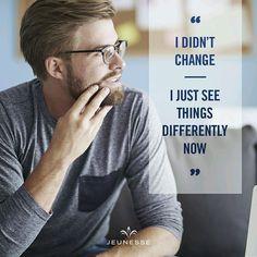 Merubah cara pandang melihat sesuatu dengan cara berbeda. Apakah itu sudah termasuk mengubah diri ? Think out of the box. Segala sesuatu itu jadi relatif karena semua tergantung dari sudut pandangnya. Setiap orang bisa melihat dari sudut pandang masing-masing sesuai pemahaman dan pengalaman masing-masing. Yang penting jangan memaksakan sudut pandang kita kepada orang lain. Jika ada perbedaan pemahaman cobalah mengerti mungkin dia memiliki sudut pandang yg berbeda dengan sudut pandang kita…