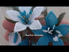 Needle Tatting, African Fabric, Irish Crochet, Lana, Needlework, Crafts, Crochet Flowers, Head Bands, Diy Kid Jewelry