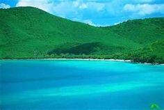 Honeymoon Beach and Bay, St John, US Virgin Islands