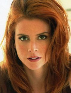 Sarah Rafferty - love this woman