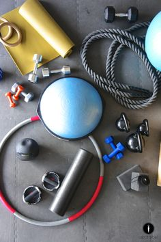 Favorite Home Gym Equipment
