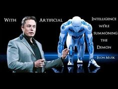 Artificial Intelligence Has Reached The Point Of No Return! Google, Elon Musk, And Love Robots! - YouTube