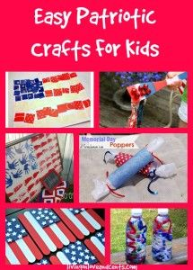 easy patriotic crafts for kids