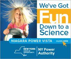 Niagara Power Vista, Fun down to a Science!