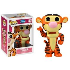 Funko POP Disney Series 9 | funko pop disney series 4-47 tigger | Funko Pops | Pinterest