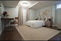 Spacious Basement Bedroom | Income Property | HGTV Canada