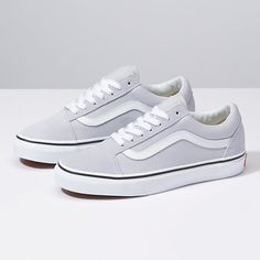 grey vans outfit slip on . grey vans slip on . grey vans old skool . Dr Shoes, Hype Shoes, Skate Shoes, Me Too Shoes, Shoes Sneakers, Shoes Sandals, Yeezy Shoes, Cute Sneakers For Women, Baby Shoes