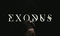 Exodus is a display serif typeface with luxurious lines and a smorgasbord of unique alternative characters. This Commercial Use Typeface comes with Exodus Regular, Sharpen, Stencil, Striped, Subtract & Wacky.