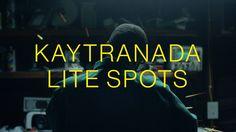 KAYTRANADA - LITE SPOTS (Dir. Martin C. Pariseau - Produced by Evren Boisjoli, Romeo & Fils)