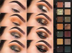 Anastasia subculture palette x Makeup Goals, Makeup Inspo, Makeup Inspiration, Makeup Tips, Beauty Makeup, Makeup Tutorials, Kiss Makeup, Hair Makeup, Makeup Pallets