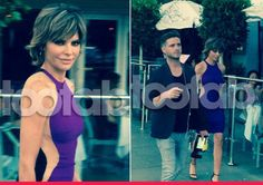 """Lisa Rinna has been one of the real life """"Real Housewives of Beverly Hills"""" for years -- but now, she's doing it with a camera crew in tow.  On Friday, the former """"Days of Our Lives"""" star was spotted celebrating her 51st birthday at Lisa Vanderpump's new restaurant in West Hollywood, PUMP Lounge. We're told Bravo cameras were rolling as she partied alongside Lisa, Kyle Richards, Mauricio Umansky, Dr. Drew and Heather McDonald."""