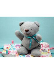 Baby Bear and Blankie Set Sewing Pattern