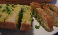 Valkosipulileipä 10 minuutissa Meatloaf, Sushi, Food And Drink, Ethnic Recipes, Sushi Rolls