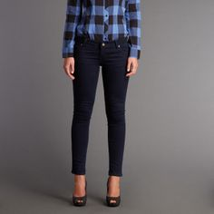 Lee®  - Scarlett Skinny Jeans Midnight Blue, Cool Outfits, Skinny Jeans, Legs, Denim, Fitness, Cotton, Pants, Clothes