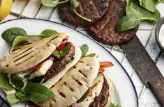 Sandwiches, Tacos, Mexican, Beef, Ethnic Recipes, Food, Red Peppers, Meat, Essen