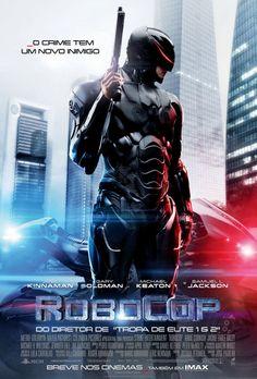 "Cartaz nacional do filme ""RoboCop"" http://cinemabh.com/imagens/cartaz-nacional-do-filme-robocop"