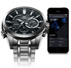 EQB510 - LINK WITH SMARTPHONE - COLLECTION - EDIFICE - CASIO