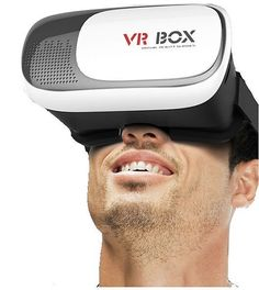 VR Box 2.0 Virtual Reality Glasses with Adjustable Spherical Lenses