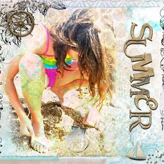 Vacation pictures.  Kit used: Beach Memories by NBK available at http://www.mscraps.com/shop/nbkdesign/?treemenu=y