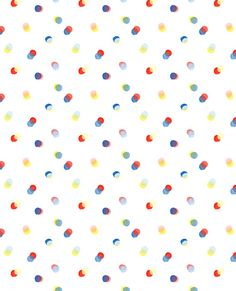Pattern- Colorful Dots — Yao Cheng Design