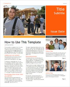 health and wellness newsletter template - time tested proven story ideas for your employee