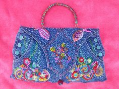 front of the bag by MarianneS, via Flickr