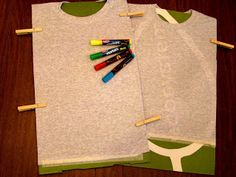 I Love to Create: The T-shirt is Your Kid's Canvas | Vickie Howell