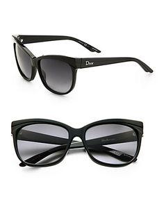 0e35c5408a8 Dior - Cat s-Eye Acetate Sunglasses