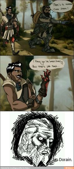 Don't mess with Blackwall