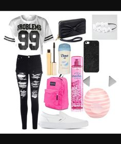 brand new beb39 3ef4e Back To School Outfits For Teens, Cute Middle School Outfits, Middle School  Clothes,