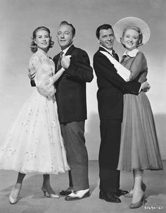 High Society 1956 - Kelly, Crosby, Sinatra and Holm