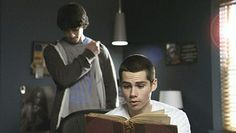Entertaining The Impossible: Killing Off Stiles : http://thegeekiary.com/entertaining-the-impossible-killing-off-stiles/7467   Teen Wolf