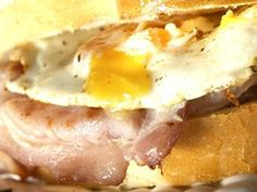 """Bacon and Egg Sandwich (© Food and Drink/Rex Features) We already know Sydney is one of the most expensive cities in the world — so expensive that a bacon and egg sandwich sells there for $120 for Bacon Week. The invention of chef Carla Jones, from inner-city restaurant 4Fourteen, the sandwich is made of """"award-winning"""" bacon, a pan-fried duck egg, semi-dried and smoked gourmet truss tomatoes, duck foie gras, caviar, creme fraiche, shaved truffles and English cheddar.[Source]"""