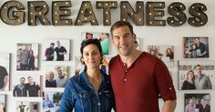 School of Greatness podcast episode with Carrie-Anne Moss (Lewis Howes)