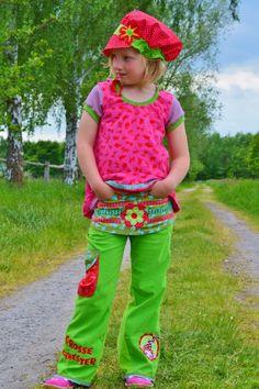 """#fynory : """"Roberta"""" & """"Rosita"""" von #farbenmix   Stickdatei von #zwergenschoen  #naehen #sewing #embroidery"""