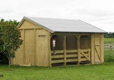 Shelter + Single Tackroom