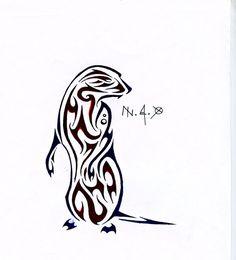 Otter Tattoo 1 by ~Nef-the-art-Otter on deviantART