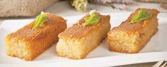 Ραβανί με πορτοκάλι (αλάδωτο) Algerian Recipes, Algerian Food, Tunisian Food, Semolina Cake, Cake Factory, Biscuit Cake, Sweet Cakes, Vegan Desserts, Sweet Recipes