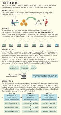 The future of cryptocurrencies: Bitcoin and beyond : Nature News & Comment