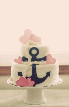 Navy cake