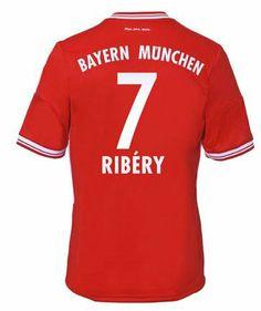 Acheter Bayern Munich Maillot de foot Domicile 13 14 Adidas Collection 7 Ribery http://www.theemfstore.com/Acheter-Bayern-Munich-Maillot-de-foot-Domicile-13-14-Adidas-Collection-7-Ribery-discount-p-1322.html