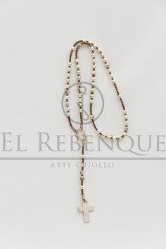 Rosario trenzado con alpaca Wordpress, Jewelry, Rosaries, Presents, Jewlery, Bijoux, Jewerly, Jewelery, Jewels